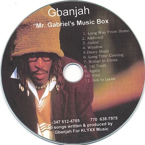 Mr. Gabriel's Music Box