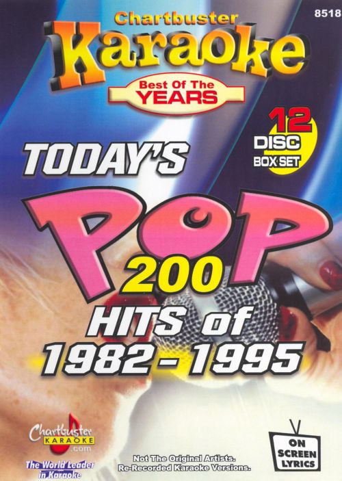Today's Pop Hits of 1982-95