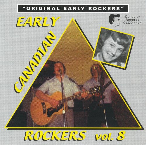 Early Canadian Rockers, Vol. 8