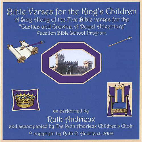 Bible Verses for the King's Children