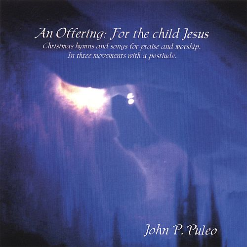 An Offering: For the Child Jesus