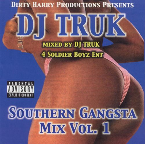 Southern Gangsta Mix, Vol. 1