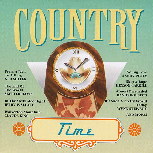 Country Time [K-Tel]