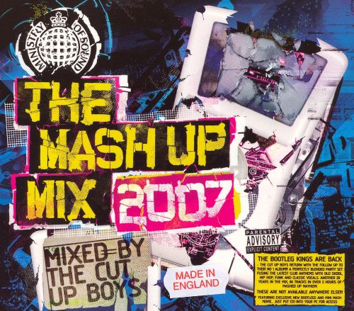 The Mash Up Mix 2007