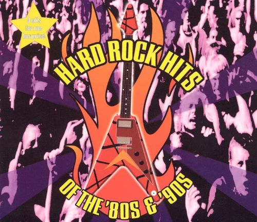 Hard Rock Hits of the 80s