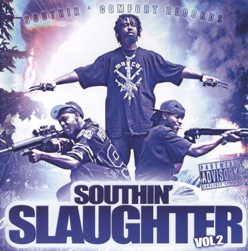 Southin' Slaughter, Vol. 2