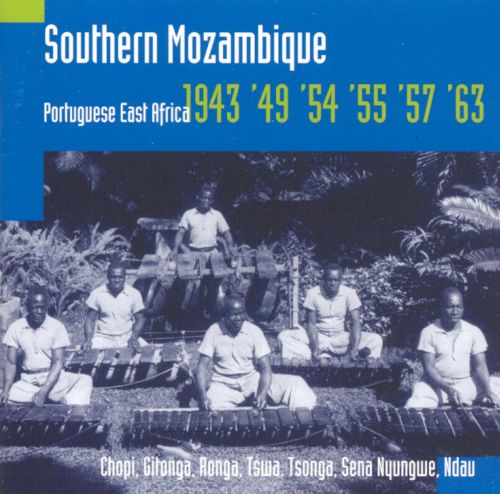 Southern Mozambique: Portuguese East Africa 1943, '49, '54, '55, '57, '63