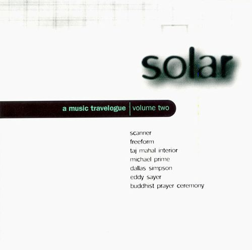 Solar: Music Travelogue, Vol. 2