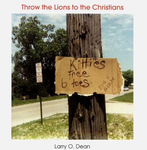 Throw the Lions to the Christians