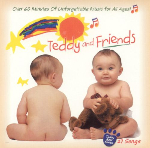 Teddy and Friends [Single Disc]