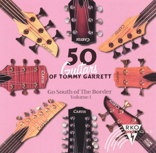 50 Guitars Go South of the Border, Vol. 1