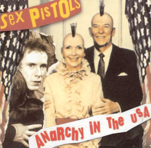 Sex pistols anarchy in the usa