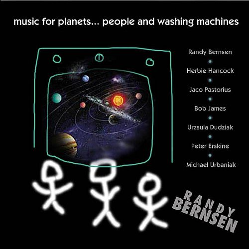 Music for Planets, People and Washing Machines [2004]