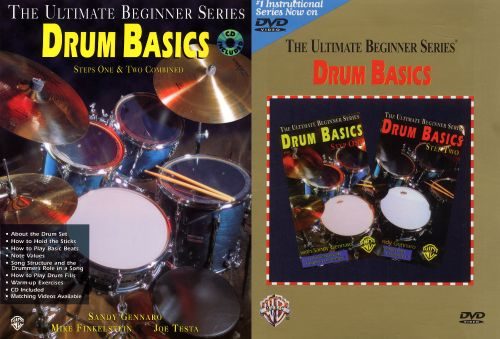 Drum Basics: Steps One & Two Combined
