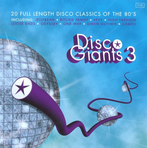 Disco Giants, Vol. 3