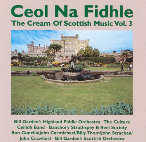 The Cream of Scottish Music