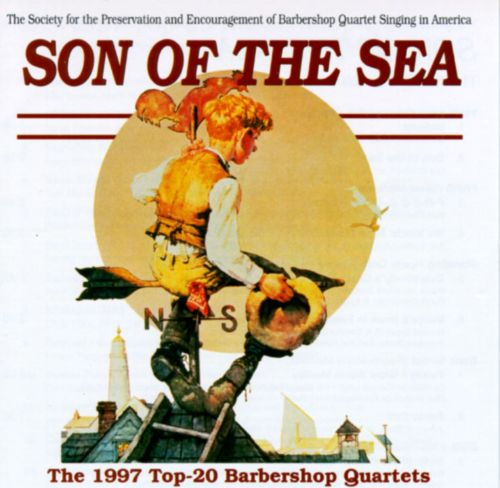 Son of the Sea: The 1997 Top 20 Barbershop Quartets