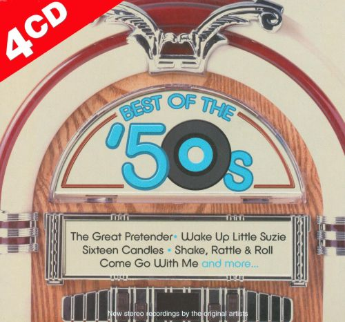 Best of the 50's [Madacy 2008]