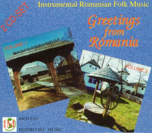 Greetings from romania vol 1 2 various artists songs greetings from romania vol m4hsunfo