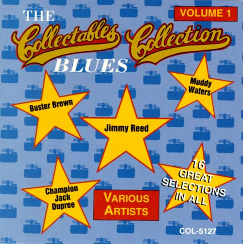 The Collectables Blues Collection, Vol. 1