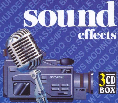 Sound Effects [United Multi Consign]