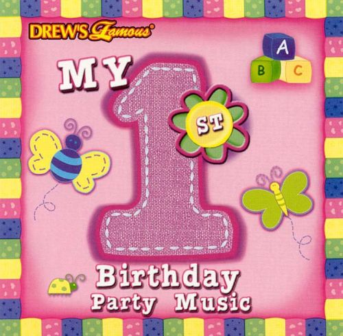Drew's Famous My 1st Birthday Party Music, Vol. 2