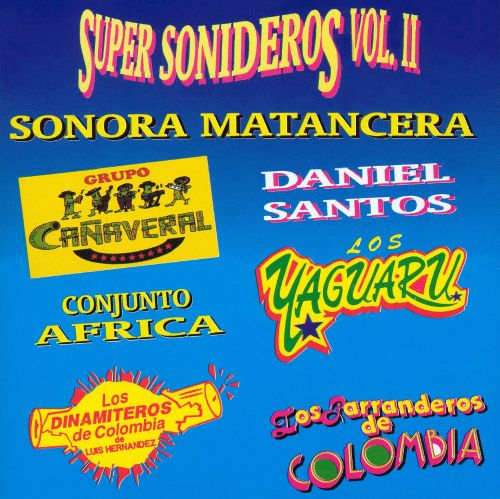 Super Sonideros, Vol. 2