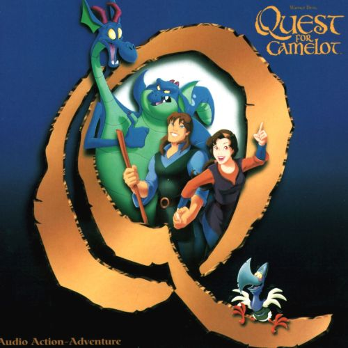 Quest for Camelot [Original Soundtrack]