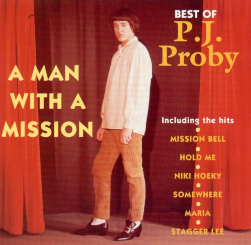 A Man with a Mission: Best of P.J. Proby