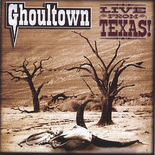 Live from Texas! [CD & DVD]
