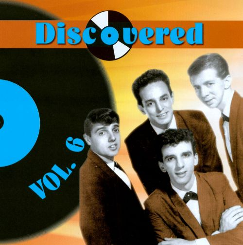 Discovered, Vol. 6