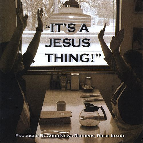 It's a Jesus Thing!