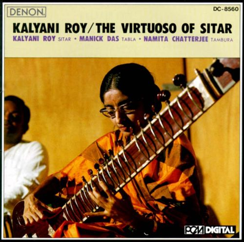 The Virtuoso of Sitar