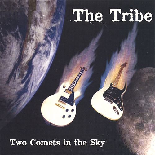 Two Comets in the Sky
