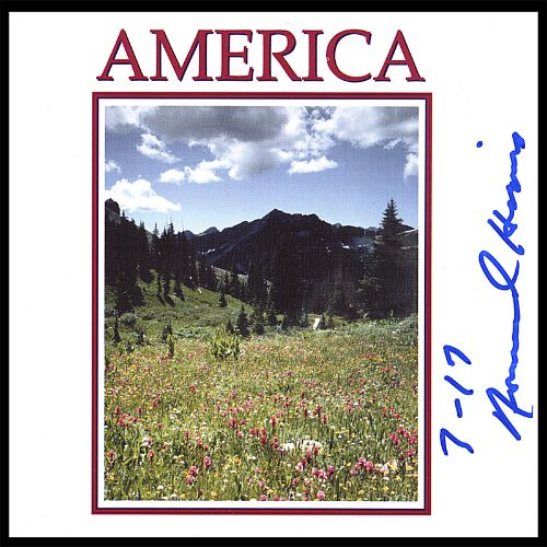 America: Compilation of Songwriters