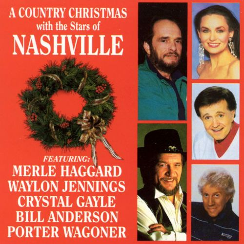 country christmas stars of nashville - A Country Christmas