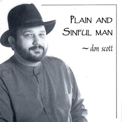 Plain and Sinful Man