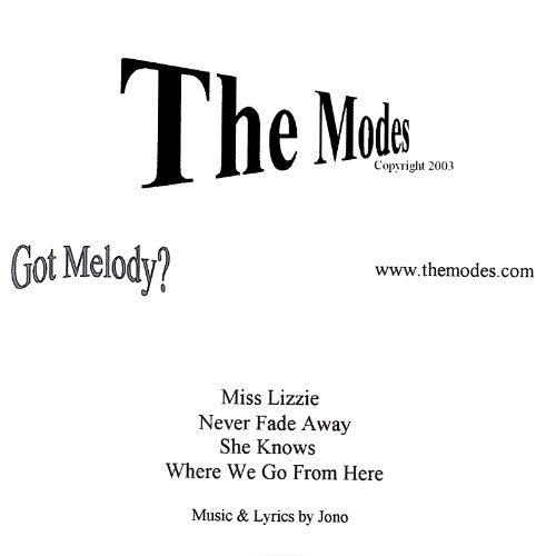 The Modes