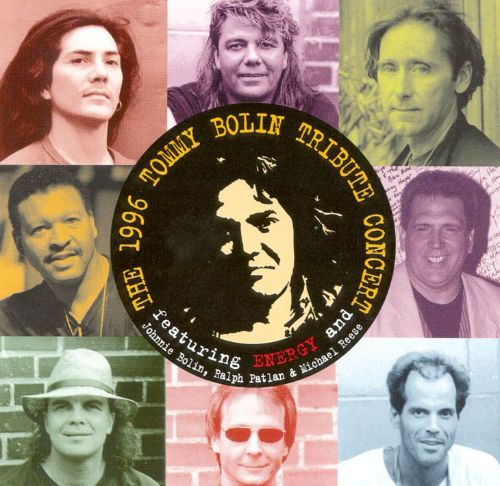 1996 Tommy Bolin Tribute