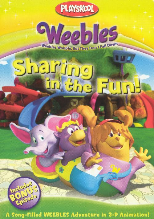 Weebles: Sharing in the Fun [DVD]