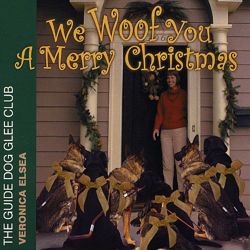 We Woof You a Merry Christmas