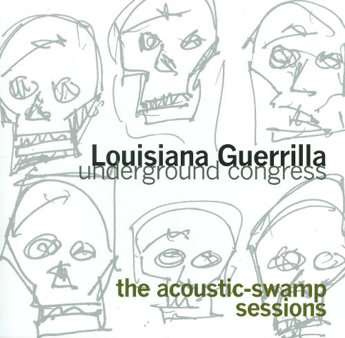 Underground Congress: The Acoustic-Swamp Sessions