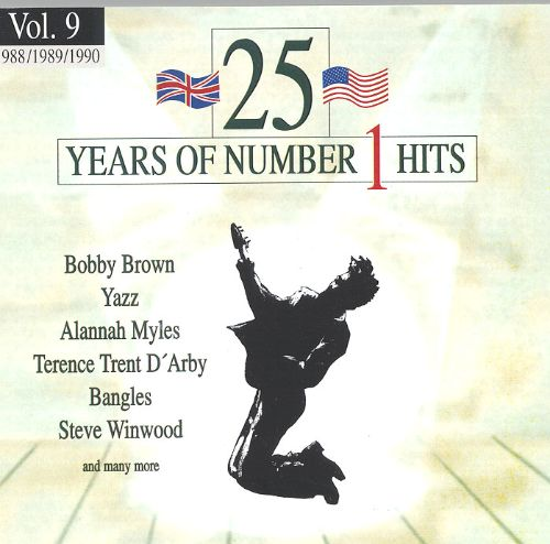 25 Years of Number 1 Hits, Vol. 9