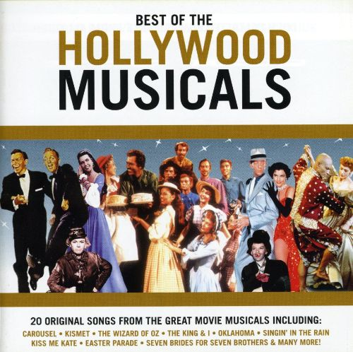 Best of the Hollywood Musicals [Delta]