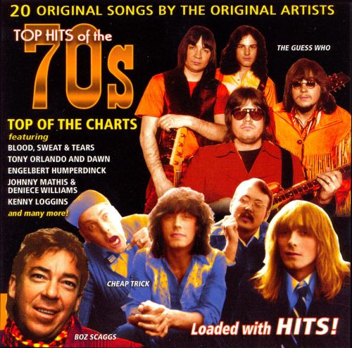 Top Hits of the 70s [Collectables] - Various Artists ...