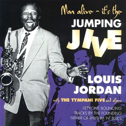 Man Alive It's the Jumping Jive