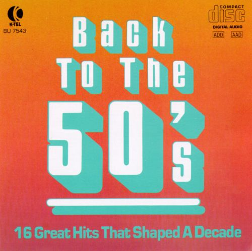 Back To The '50s - Various Artists