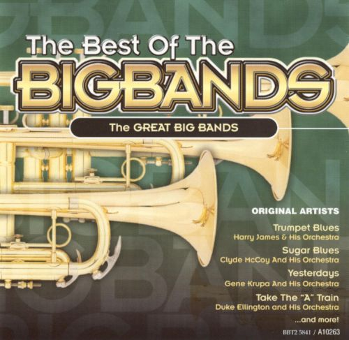 The Great Big Bands [Madacy]