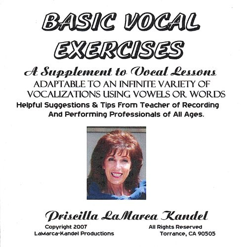 Basic Vocal Exercises