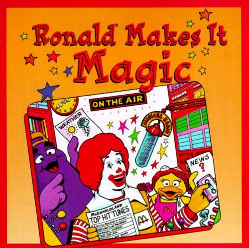 Ronald Makes It Magic!
